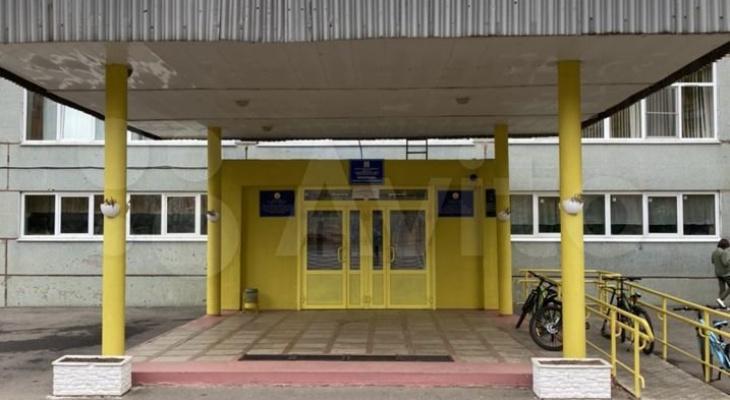 """Чебоксарскую школу выставили на продажу на """"Авито"""""""