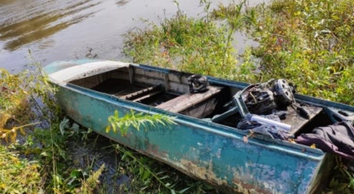 Нашли тело одного из рыбаков, пропавших на Суре в конце сентября