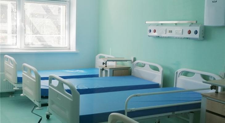 В Чувашии заканчиваются койки для коронавирусных, разворачивают новые