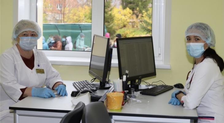 На Южном в Чебоксарах открылись две поликлиники