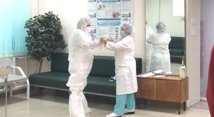 Обновились оперативные данные по коронавирусу в Чувашии