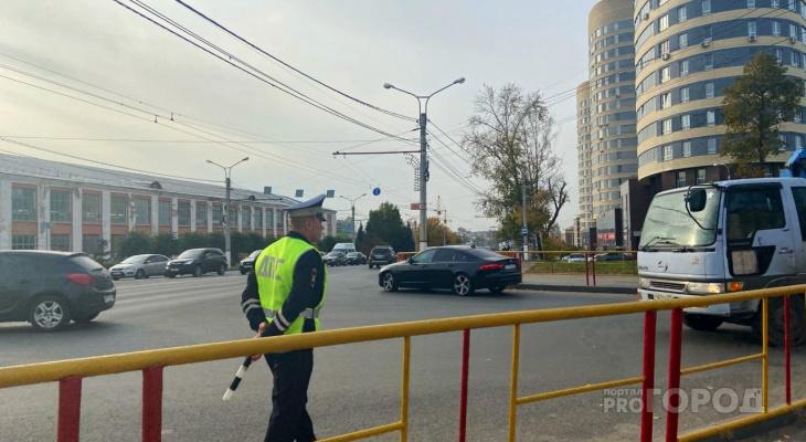 В Чувашии госавтоинспекторы задержали 33 опасных водителей