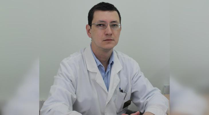 Путин объявил чебоксарскому врачу персональную благодарность