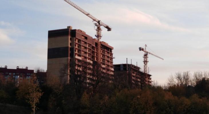 В сентябре жители Чувашии оформили ипотечные кредиты на сумму свыше 2,4 млрд рублей в Сбербанке