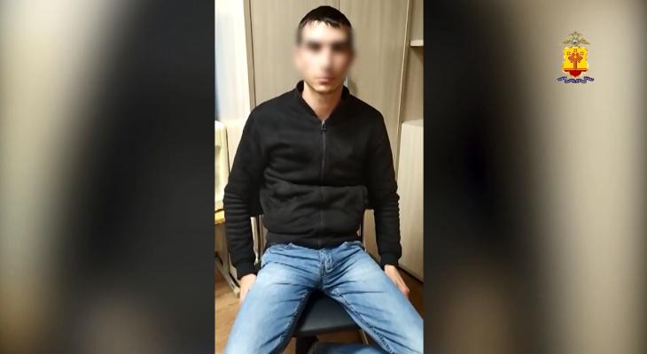 Еще одного пародиста проституток поймали и привезли в Чувашию