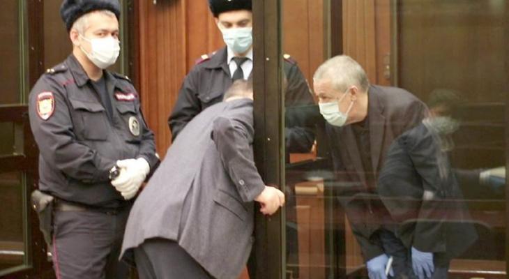 Ефремов передумал отбывать наказание в Чувашии