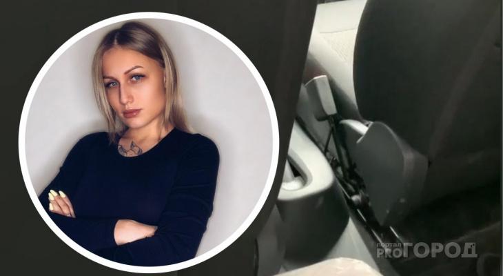 """Чебоксарка о поездке на такси: """"Водитель накричал матом из-за сумок на сиденье и выгнал"""""""