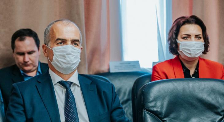 Нового главу администрации Чебоксар выберут среди двух человек