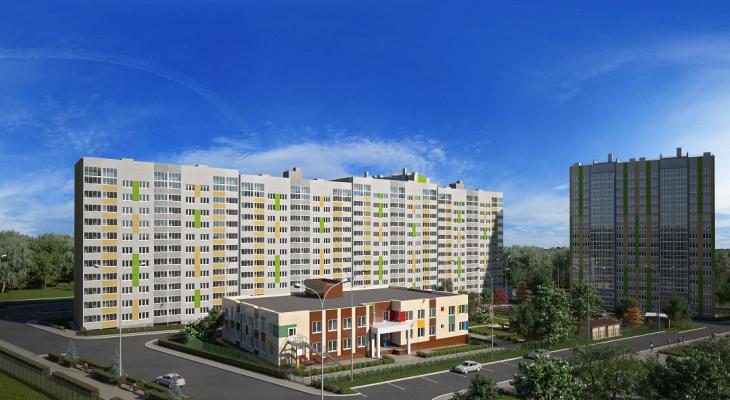 Сбербанк профинансирует строительство жилого дома в микрорайоне Солнечный-4