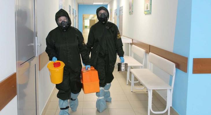 Семь новых смертей: статистика по коронавирусу в Чувашии на субботу