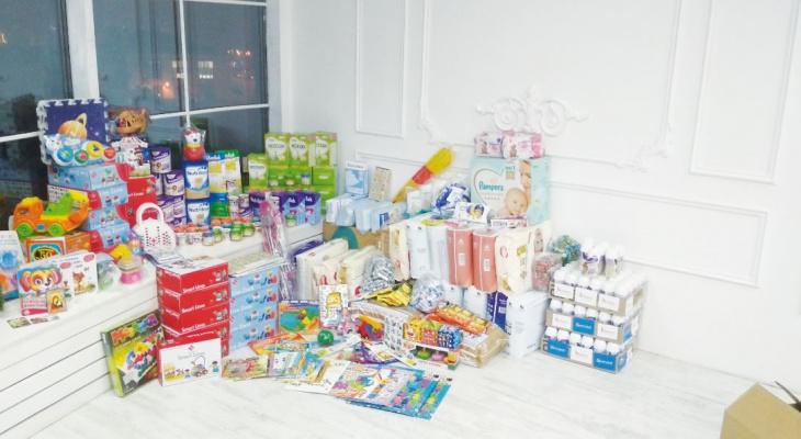 Подарим малышам из детского дома новогоднее чудо