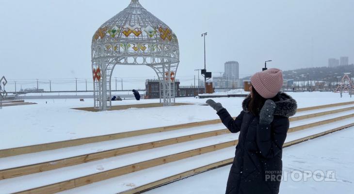 На Красной площади устанавливают огромную тухью