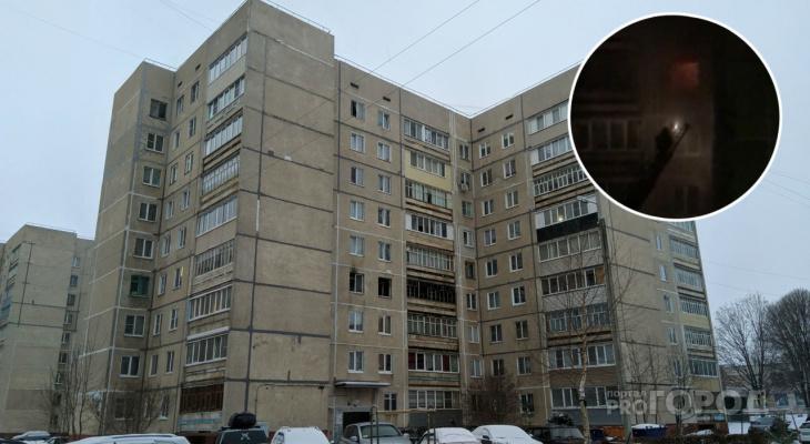 Два человека погибли при пожаре в новочебоксарской квартире