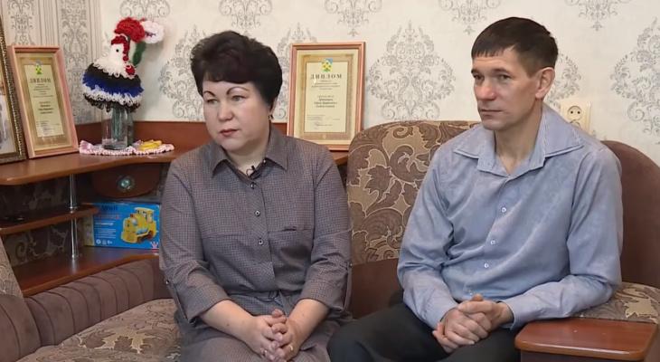 Семья росгвардейца и воспитательницы признана лучшей в Чувашии