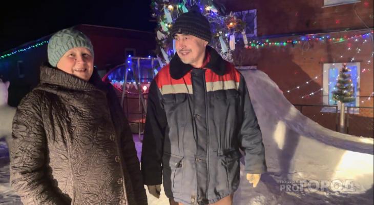 """Жители Клычево превращают деревню в новогоднюю столицу: """"Пригласим Деда Мороза, накроем стол на улице"""""""