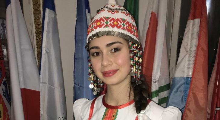 Школьница из Канашского района стала чувашской красавицей России-2020