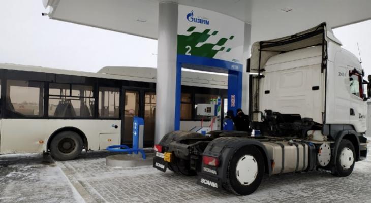 В Чувашии поддержат перевозчиков, которые переходят на газ