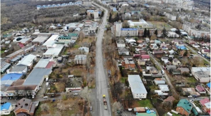 Названа дата начала реконструкции улицы Гражданской в Чебоксарах