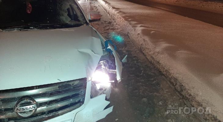 Таксист насмерть сбил женщину в Новочебоксарске