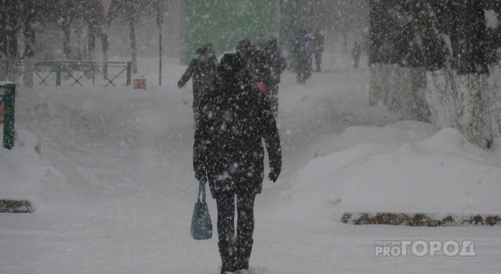 Погода в Чувашии станет поспокойнее со снегом и легким морозом