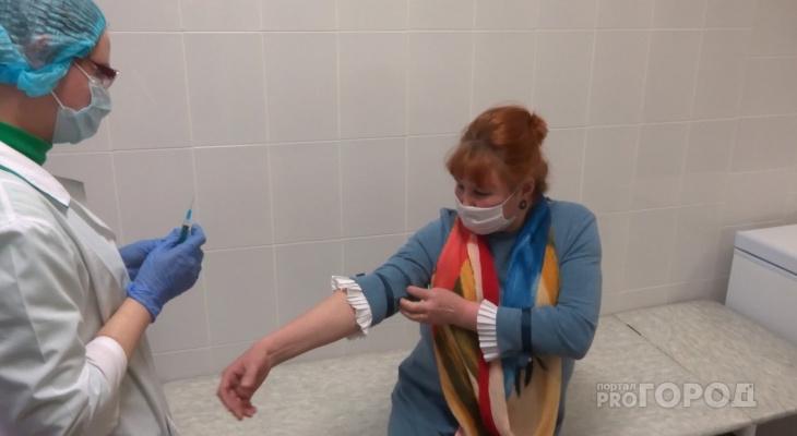 В Новочебоксарске начали вкалывать вторую часть вакцины от COVID-19