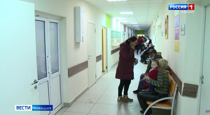 В Чувашии с начала января в травмпункт попало около полутысячи детей