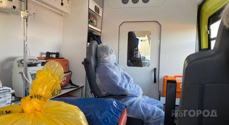 В Чувашии скончались 13 зараженных коронавирусом пациентов