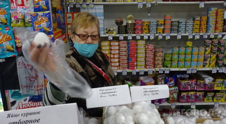 Жители Чувашии заметили подорожание яиц до 85 рублей, но чиновники уверены в снижении цен