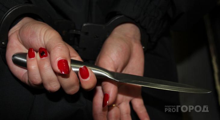 В Чувашии бабушка попыталась зарезать мать, которая не занимается любимым внуком