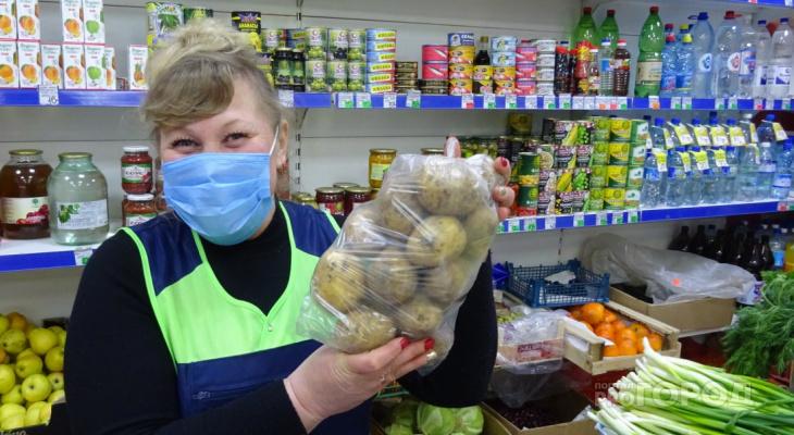Продавцы картошки в Чувашии рассказали о 100 % подорожании за год
