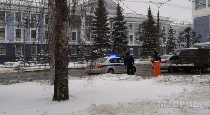 Женщина-полицейский сбила на автомобиле ребенка в Чебоксарах и скрылась