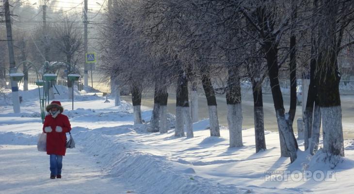 Какая погода ждет жителей Чувашии в среду