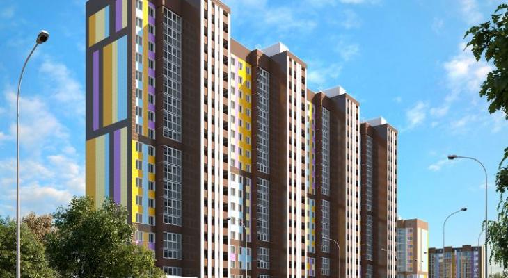 Сбербанк профинансировал строительство нового жилого дома в микрорайоне «Акварель»