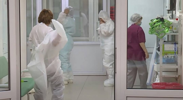 В Чувашии выявили более полусотни заразившихся коронавирусом