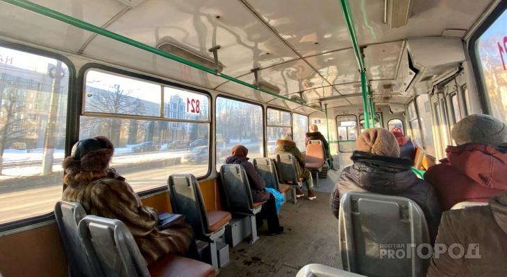 В Чувашии ковидный режим ослабили, но пассажиров без масок еще ловят