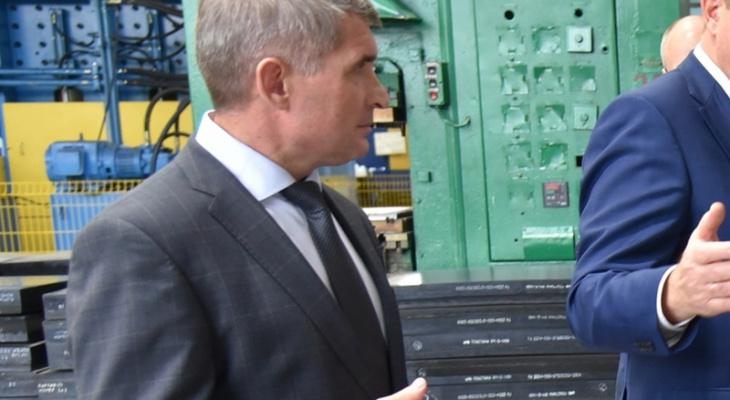 Николаев договорился о строительстве чешского завода в Чувашии