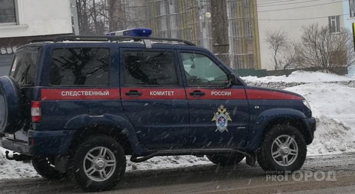 В подвале одного из домов в Мариинском Посаде обнаружили тело местного жителя