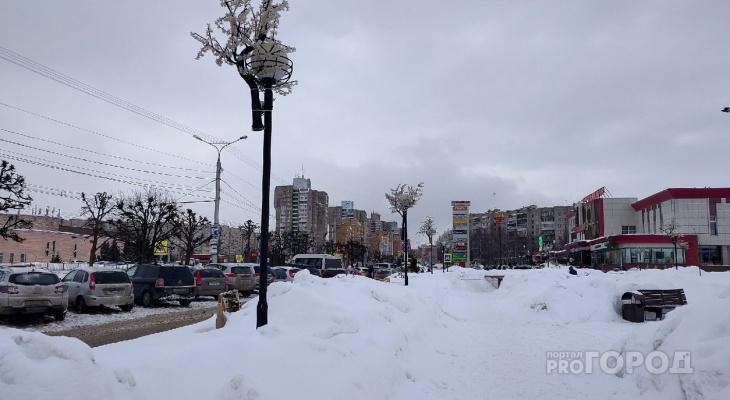 Когда начнет таять снег в Чувашии: прогноз