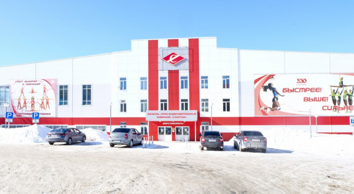 Футбольное поле с подогревом, бассейн и тренажерный зал: почему жители республики выбирают физкультурно-оздоровительный центр «Спартак»
