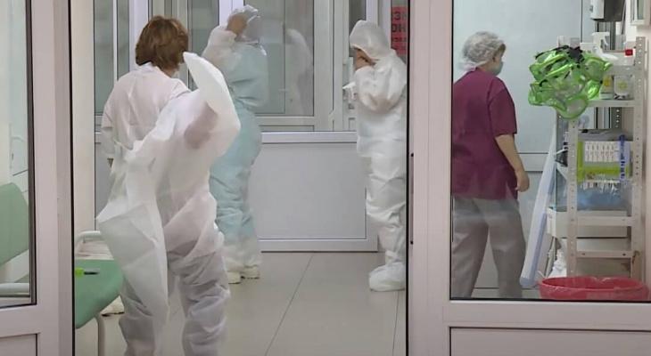 За прошедшую неделю от коронавируса в Чувашии скончались 50 человек