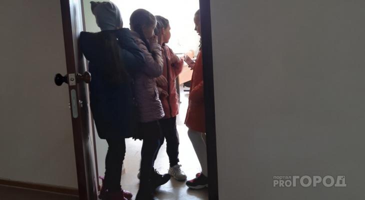 Одну школу Чебоксар отправят на дистант из-за капремонта