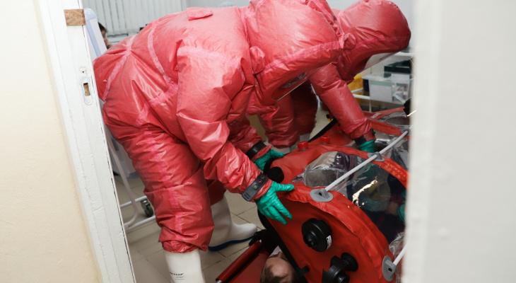 Жители Чувашии продолжают погибать от коронавируса: за сутки умерло семь человек