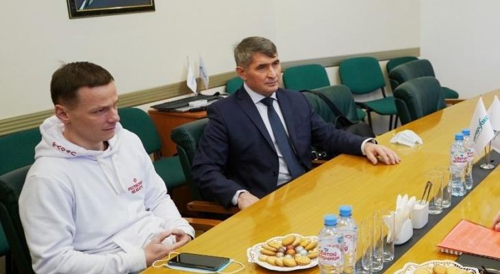 Николаев уволил своего пресс-секретаря