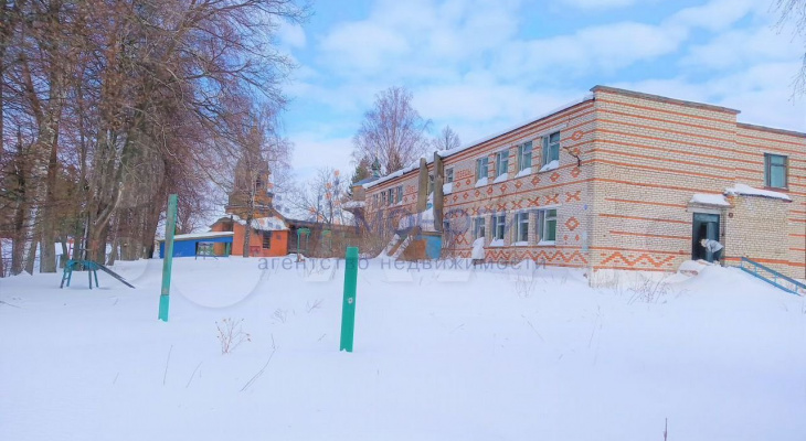 """В Моргаушском районе продают садик за 10 млн рублей: """"Помещение пригодно для любого производства"""""""