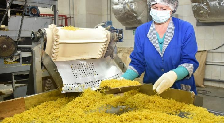 Власти Чувашии: переработанные овощи во многом превосходят натуральные