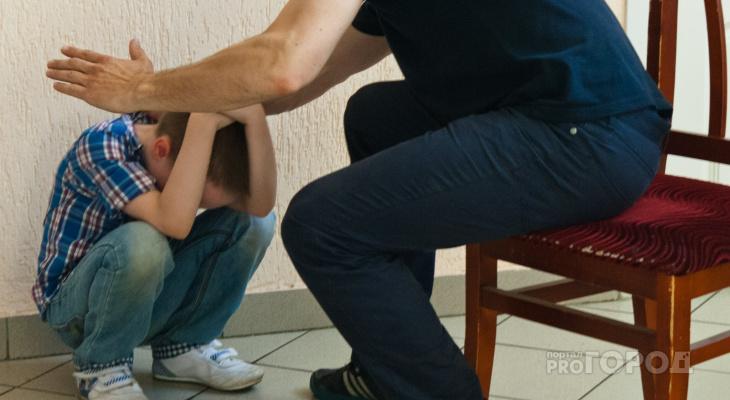 Спустя год выяснилось, что в Ядринском районе мужчина истязал своего сына-школьника