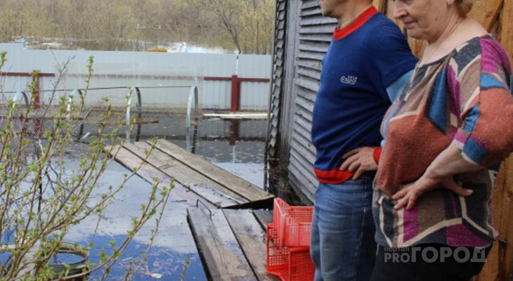 Жители утопающих деревень Чувашии получат пенсию раньше остальных
