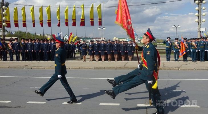 Николаев подписал распоряжение о проведении Парада Победы в Чебоксарах