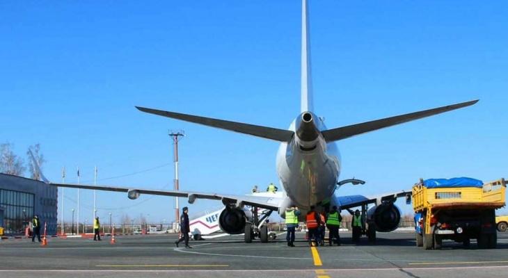 Аэропорт Чебоксар готовится к летним перелетам в Сочи, Симферополь и Анапу