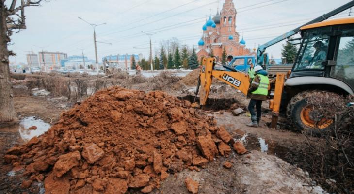 Масштабная реконструкция дорог в Юго-Западном коснется окон жилых домов